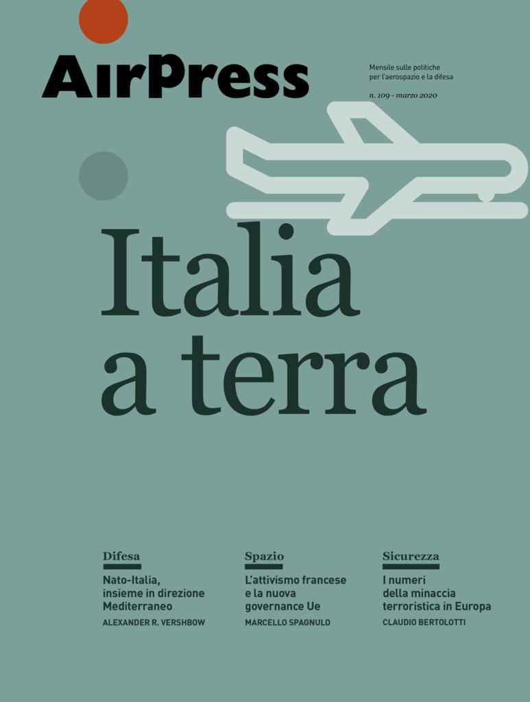 Italia a terra