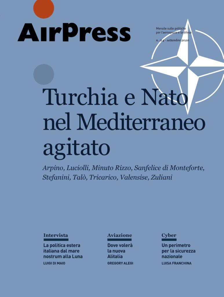 Turchia e Nato nel mediterraneo agitato