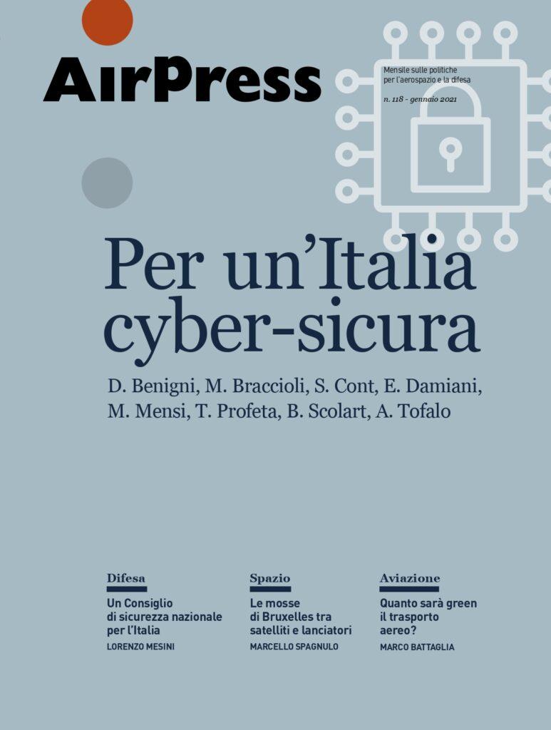 Per un'Italia cyber-sicura